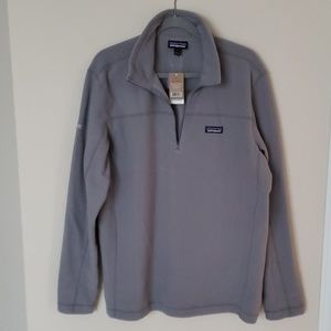 NWT Patagonia mens fleece pullover